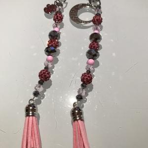 Burhänge Singles  Pink