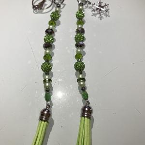 Burhänge Singles Green