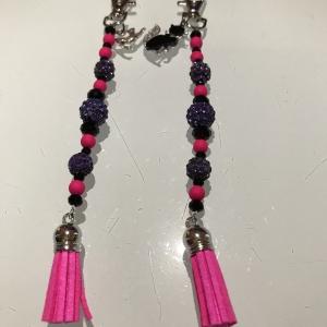 Burhänge Singles Purple Pinky